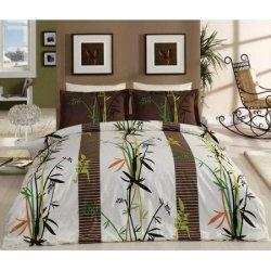 Евро комплект постельного белья «Bamboo v1»