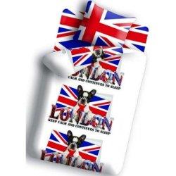 Подросковое постельное белье  «Британец»