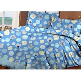 Постельное бельё 40-0607 Blue