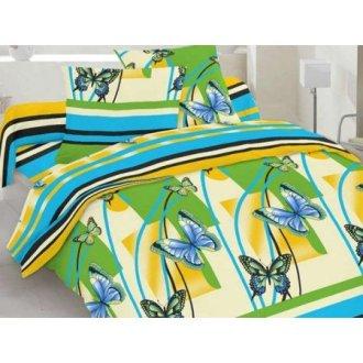 Постельное бельё 40-0528 Blue