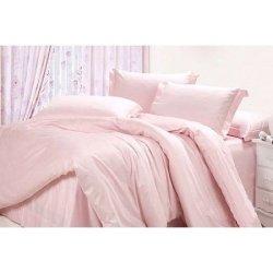 Постельное бельё Almira Mix Премиум Сатин Нежность розовый