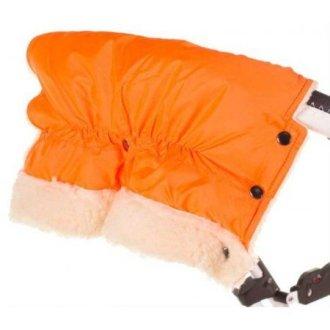 Муфта для коляски «Умка» оранжевая