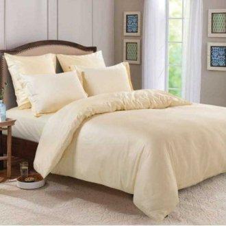 Элитное постельное белье Markus Satin Cream