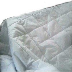 Наматрасник стеганый для круглой кровати