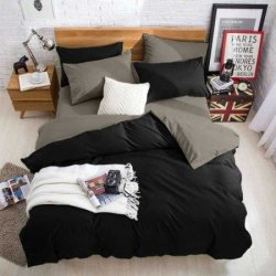 Подростковое постельное белье Black-Powder