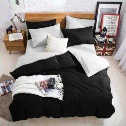 Подростковое постельное белье Black-White
