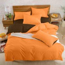 Подростковое постельное белье Brown-Oranj