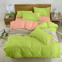 Подростковое постельное белье Coral - Light-green