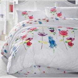 Комплект постельного белья Cotton Box ранфорс Spring Fusya евро