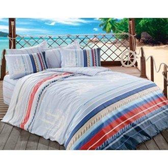 Комплект постельного белья «Orsa Mavi»