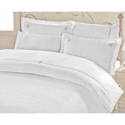 Белое постельное белье Guher