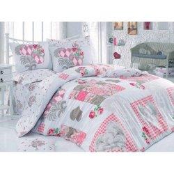 Комплект постельного белья «Angel Pembe»