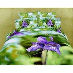 Еврокомплект постельного белья «Изумруд»