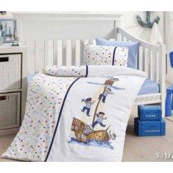 Детское постельное белье «Sailors»