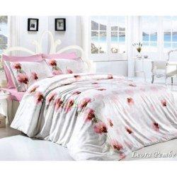 Комплект постельного белья Leora Pembe