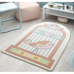 Детский коврик «Happy Cage Salmon»