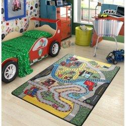 Детский коврик «Race»