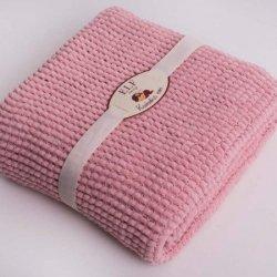 Плед дитячий «Зефір рожевий»