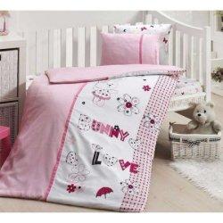 Детское постельное белье «Love Bunny»