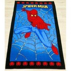 Детское пляжное полотенце Spiderman