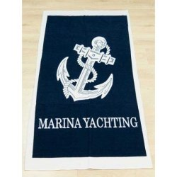 Полотенце пляжное First Choice «Marina yachting»