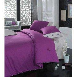 Комплект постельного белья евро Plain Mor