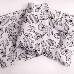 Подушка ортопедична для немовлят «Зоопарк»