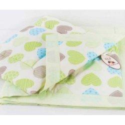 Одеяло детское «Сердечко» с подушкой