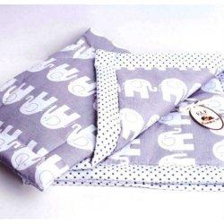 Ковдра дитяча «Слоненята» + подушка