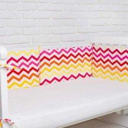 Защита на детскую кроватку «Карнавал»