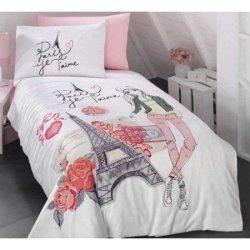 Подростковое постельное First Choice ранфорс Amour