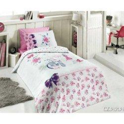 Детское постельное белье First Choice Clara ранфорс