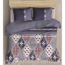 Фланелевое постельное белье First Choice евро Advina