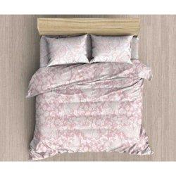 Фланелевое постельное белье First Choice евро Dory