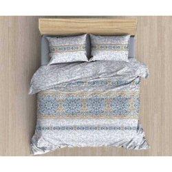 Фланелевое постельное белье First Choice евро Escade