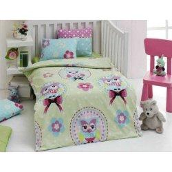 Детский комплект в кроватку Baykus Yesil
