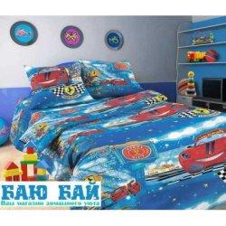Детское постельное бельё Ралли