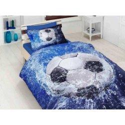 3D детское постельное бельё Football