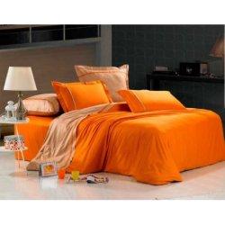 Постельное бельё Оранжевое