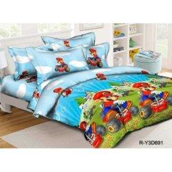 """Детское постельное белье """"Марио и Луиджи"""""""