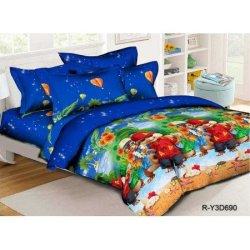 Детское постельное белье Элвин и бурундуки