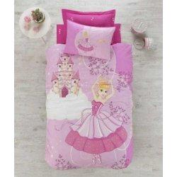 Детское постельное бельё Candy Pembe