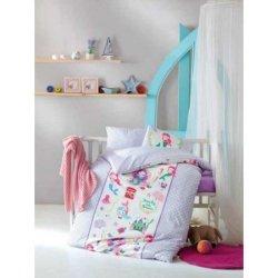 Комплект в кроватку Deniz Kizi Lila