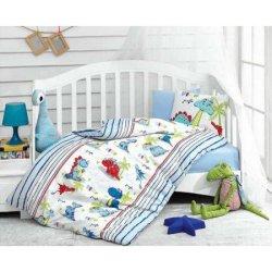 Комплект в кроватку Dino Mavi