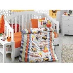 Комплект в кроватку Hazine Oranj