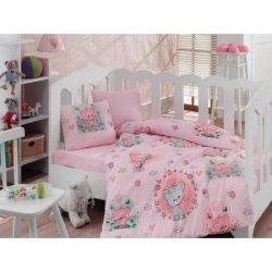 Комплект в кроватку Mini Pembe