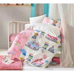 Комплект в кроватку Sevimli Seyahat