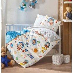 Комплект в кроватку Uzay Oyunu Mavi