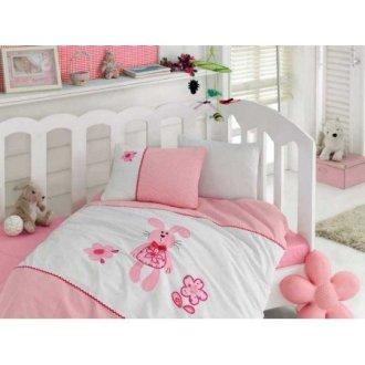 Комплект в кроватку Minik Tavsan