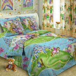 Детское постельное белье «Принцесса и конь»